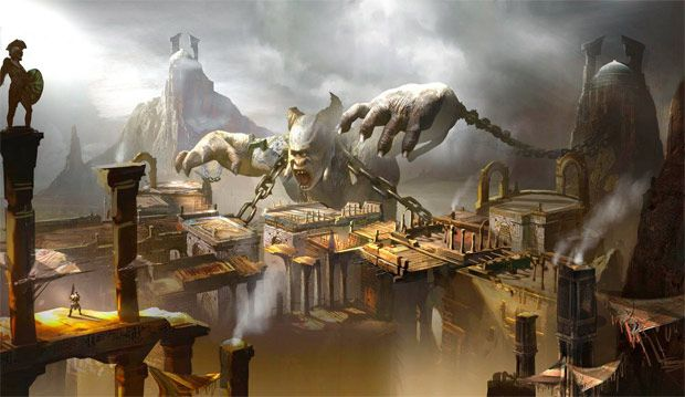 God of War   Greece   Around the World in 80 Games   Video Gaming World Tour