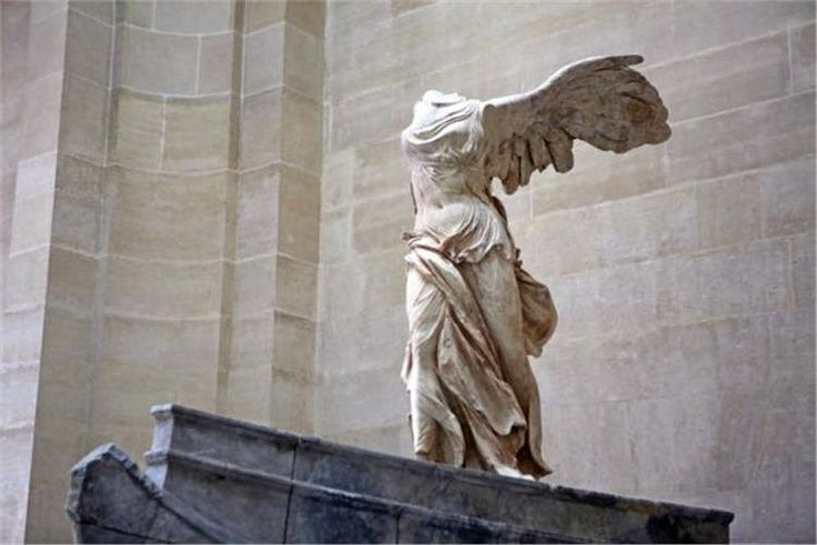 The Winged Victory of Samothrace - Google Search