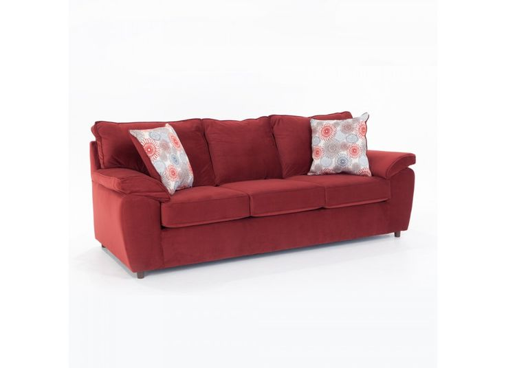 Tristan Berry Sofa | Outlet | One-Shot Deals | Bob's Discount Furniture