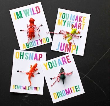 Are you looking for valentines that are suitable for your child's classroom? These printable valentines fit the bill - and they are free!