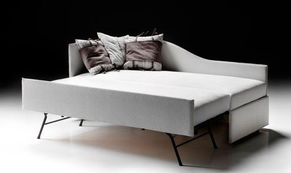 La versione di FENICE come letto matrimoniale alto. Perchè non provare ad usarlo come un enorme divano?!