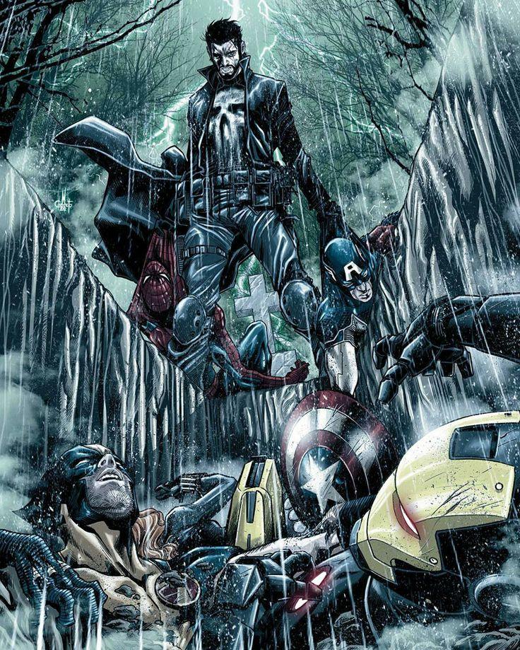 Fondos De Pantalla: Marvel Y DC