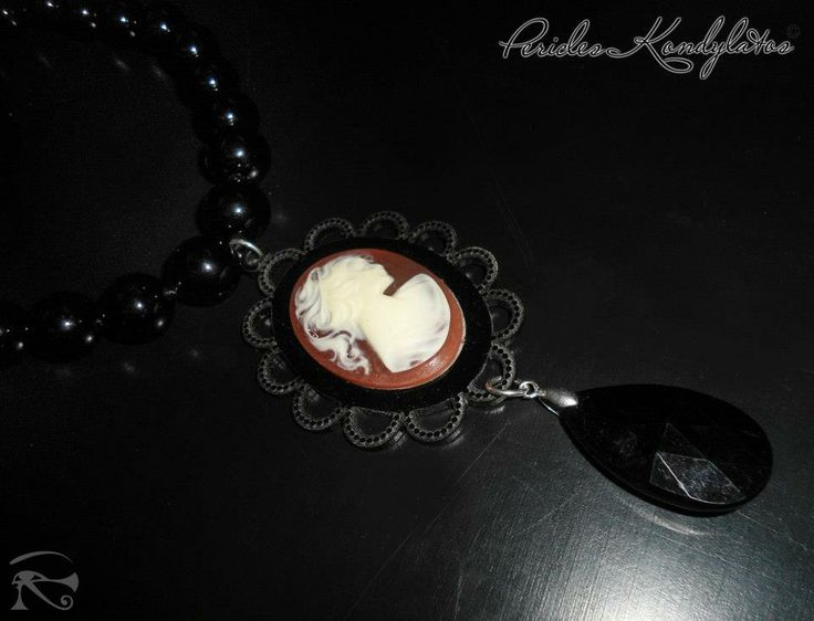 """The Dark Cameo"" Collection by Pericles Kondylatos available at Vassilis Zoulias Boutique Akadimias 4 & E-Outfit.com boutique Tsakalof 16 Athens."