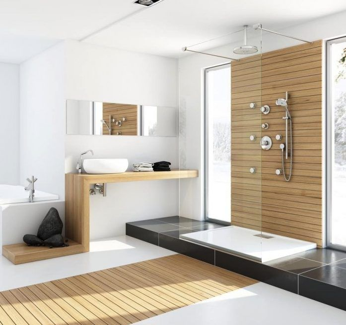 182 best decoracion baños images on Pinterest | Bathroom modern ...