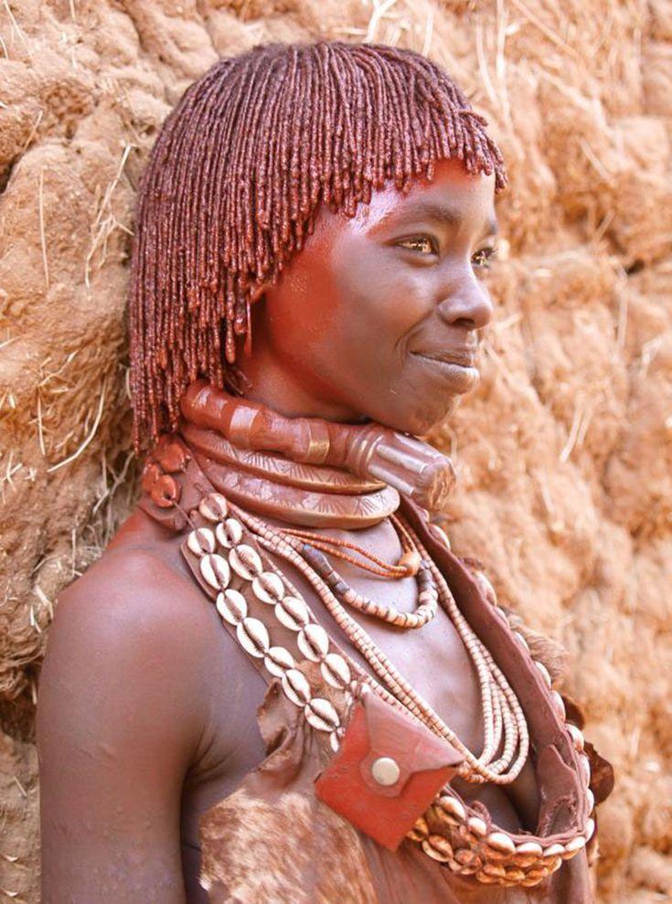 представители арборе, фото, Эфиопия