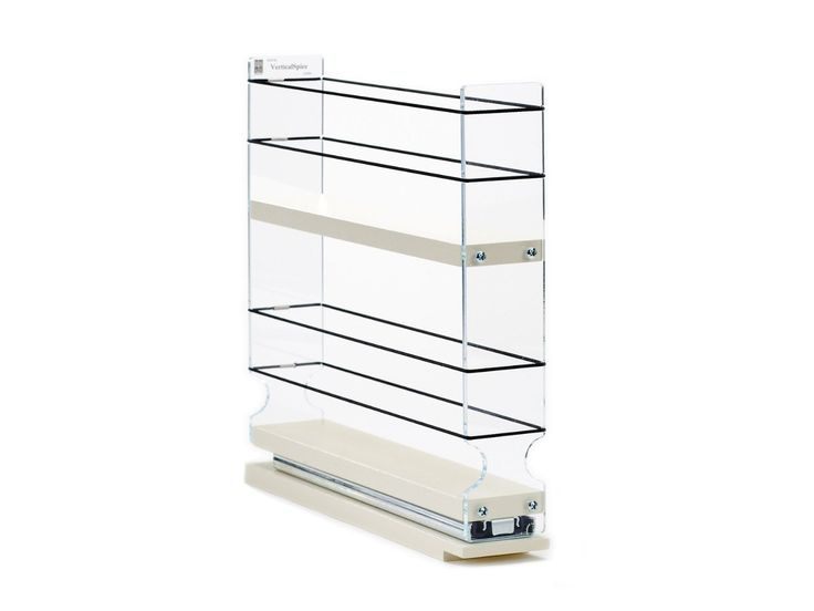 Amazon.com: Spice Rack Narrow Space - 12 Capacity - Drawer Access: Spice Racks For Cabinets: Kitchen & Dining