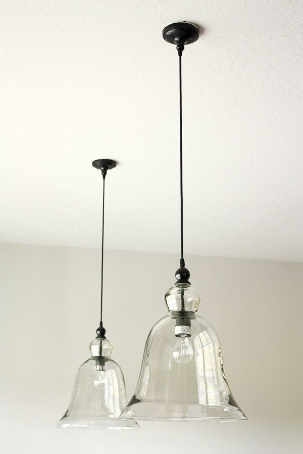 Building a Dream House: Our Farmhouse Light Fixtures