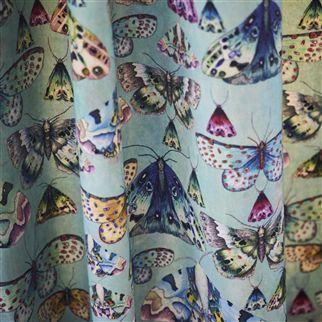 Charonda Jade Fabric | Designers Guild