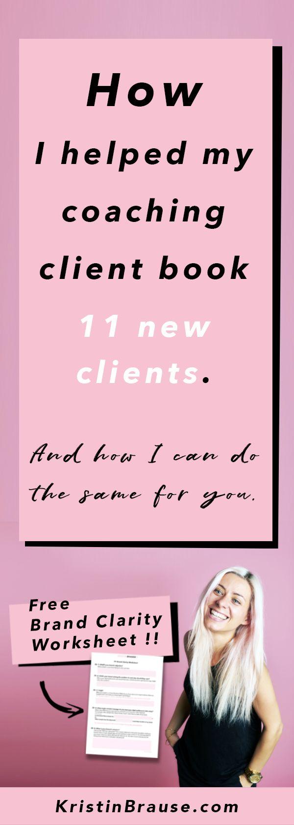 44 besten Kristin Brause - Business Clarity + Marketing Coach Bilder ...