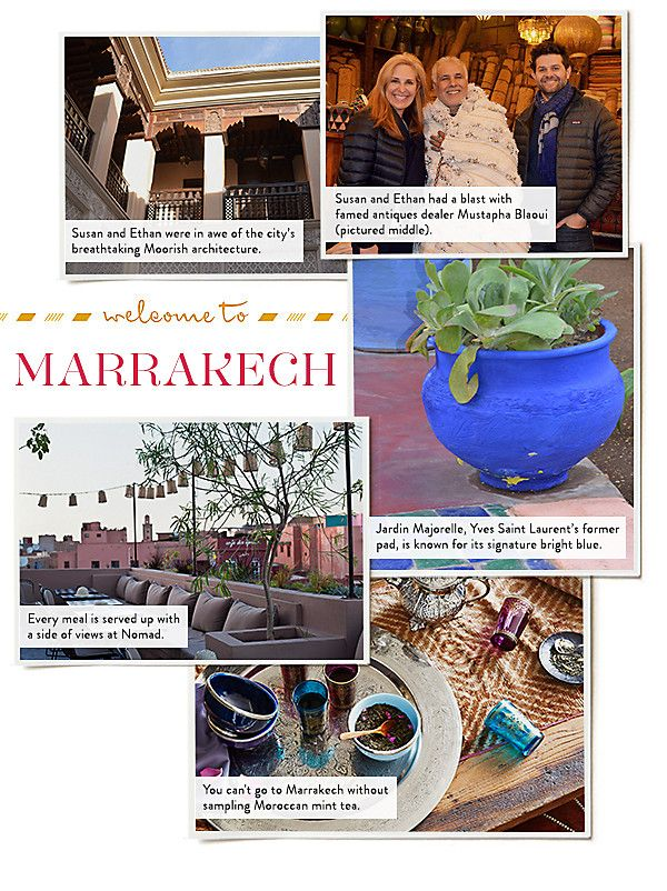 Marrakech Travel Guide -- One Kings Lane -- Style Blog