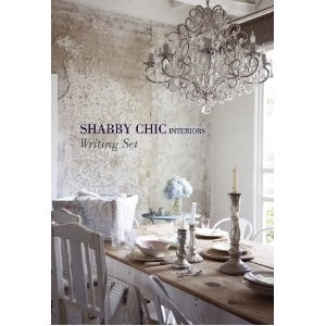 Rachel ashwell 39 s shabby chic interiors writing set Rachel ashwell interiors