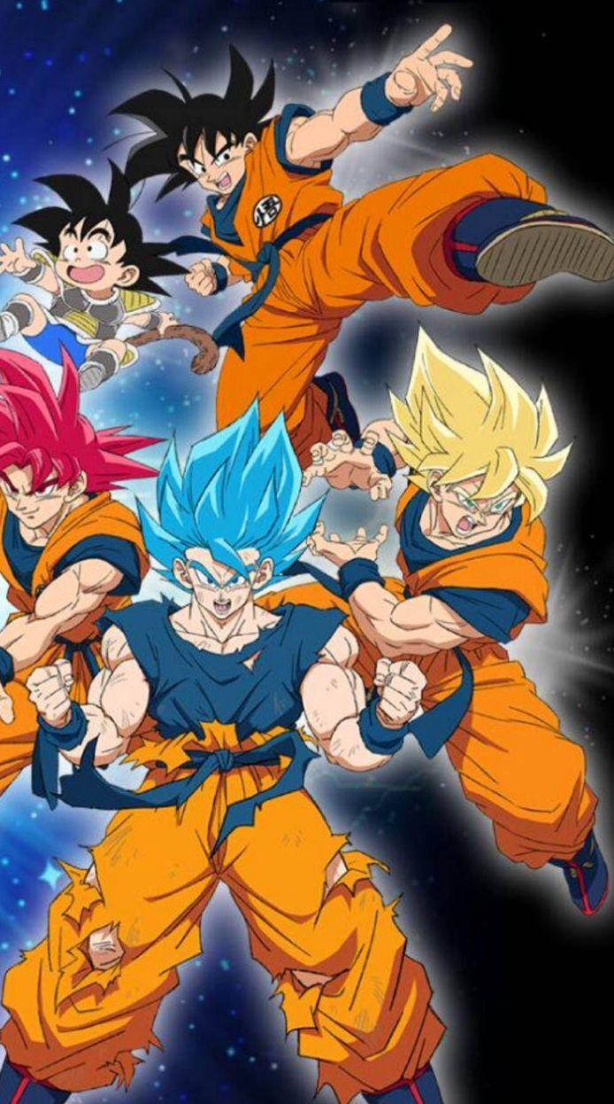 Pin De Omar Mori En Dragon Ball Super Personajes De Dragon Ball Personajes De Goku Dragones