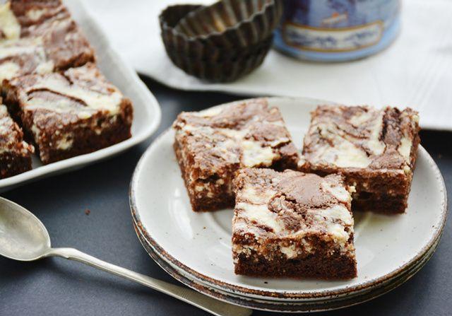 túrórudi brownie