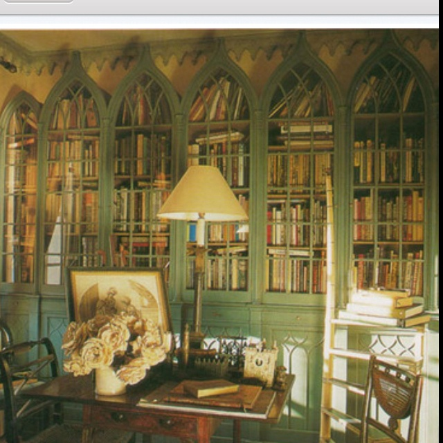 Victorian Library Room: 492 Best Cozy Libraries Images On Pinterest