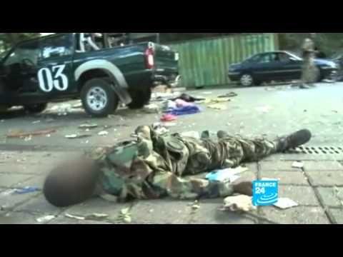 Côte d'Ivoire : Le bunker de Laurent Gbagbo