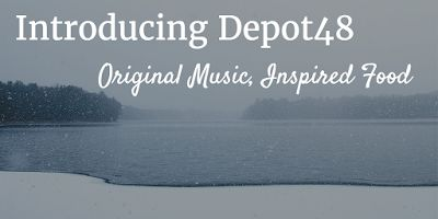 When The Muse Strikes!: Introducing Depot48 - Original Music, Inspired Foo...