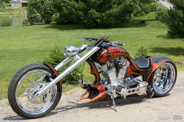 Custom Bike ;)