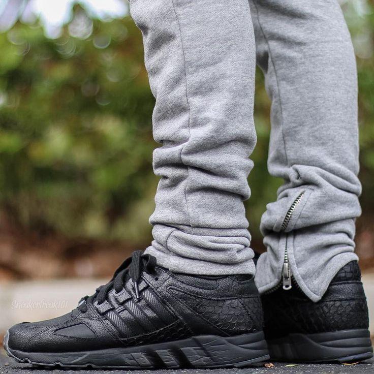 869b922470817 ... pusha t x adidas eqt running guidance 93s black market