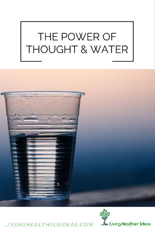 We can use the power of thought in order to heal ourselves and all around us. The experiments show how water can react to words through its vibrations.
