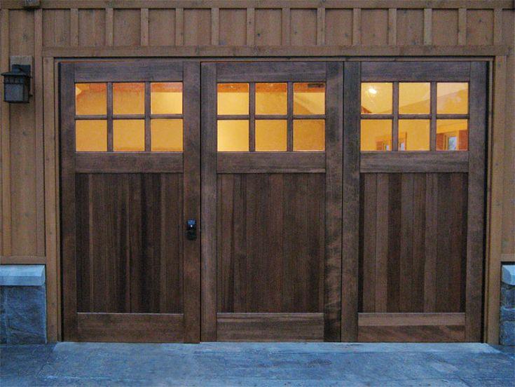 Bi-Folding Doors or Accordian Doors by Real Carriage Door Company & 106 best Carriage Doors images on Pinterest | Carriage doors ... Pezcame.Com