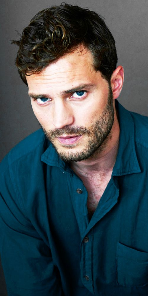 Jamie.......those freaking eyes..burns right into my soul