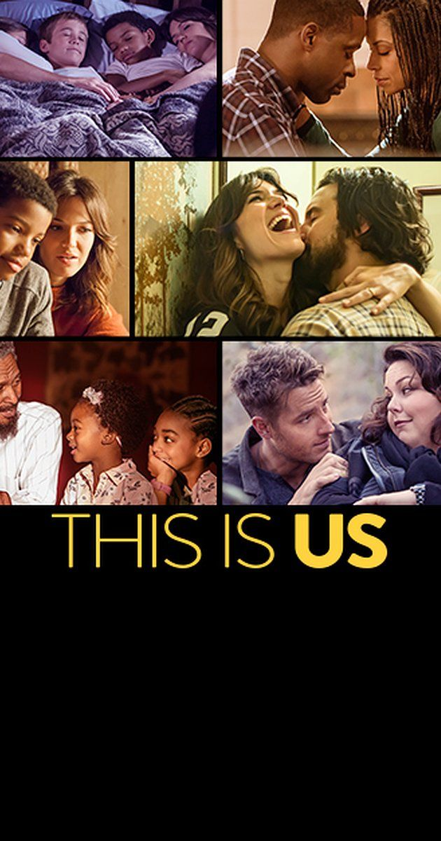 Created by Dan Fogelman.  With Milo Ventimiglia, Mandy Moore, Sterling K. Brown, Chrissy Metz. Follows a unique ensemble, as their paths cross and their life stories interwine, from sharing the same birthday, to so much more than anyone would expect.