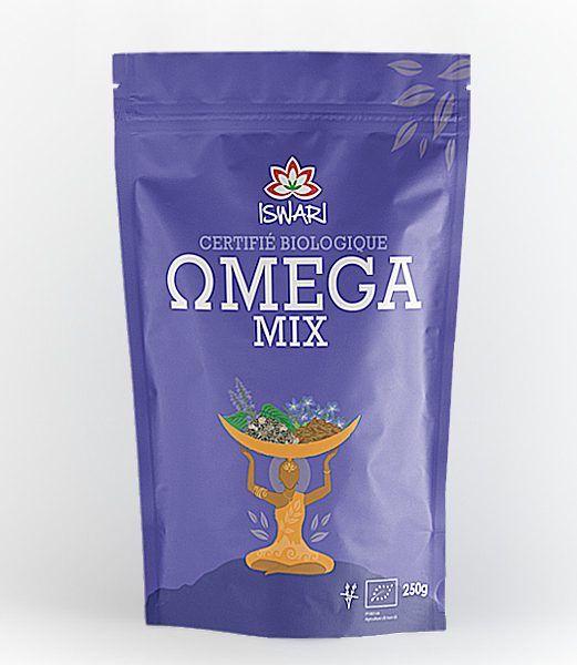 ISWARI » Oméga 3 Mix