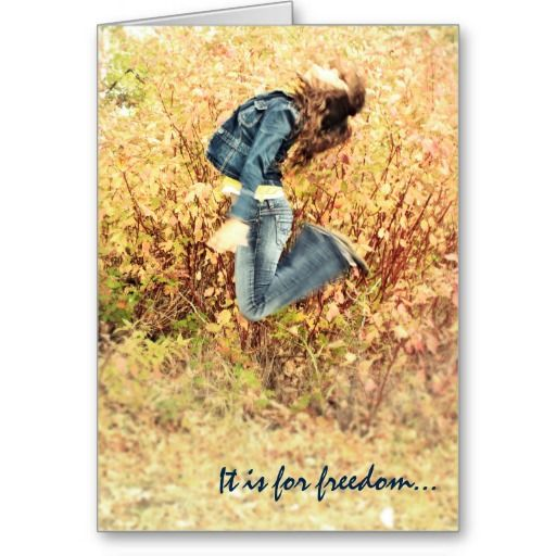 """Innocence & Beauty series by Rachel Jacobs, """"It is for freedom that Christ has set us free."""" Gal 5:1 YEAH!!!"""