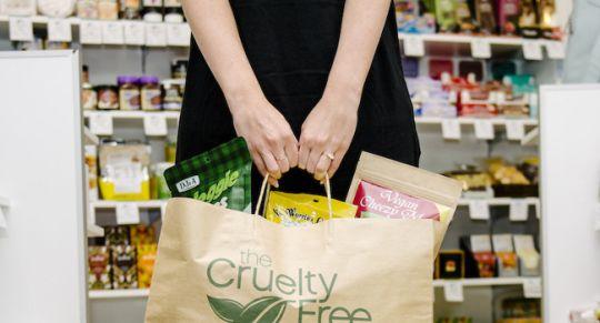En Australia inauguran la tienda vegana más grande del mundo.