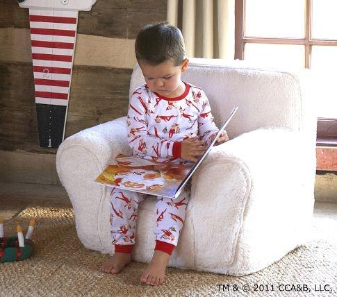 The Elf on the Shelf® Pajamas | Pottery Barn Kids