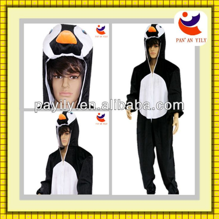 2013 new design adult mascot costume funny carnival penguin party costume $12~$20