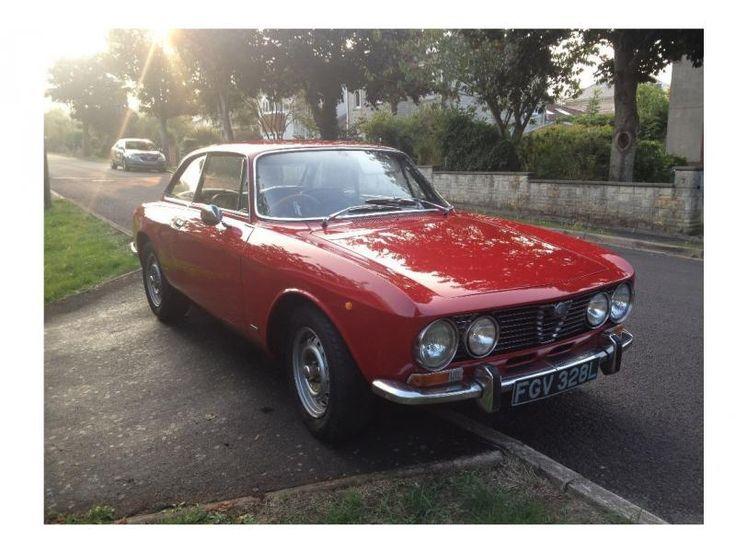 Alfa Romeo GTV 2000 Classic Car For Sale