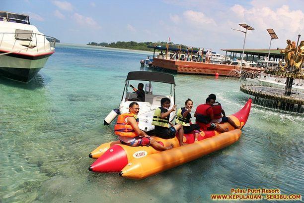 Pulau Putri Island Resort