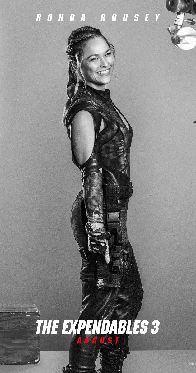 Pictures & Photos from The Expendables 3 (2014) - Ronda Rousey