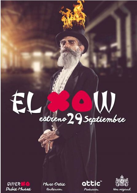 El próximo 29 de Septiembre AMIGASTRONOMICAS estará en la presentación mundial de El XOw de David Muñoz de DiverXo en Madrid. ¡Te lo contaremos todo!