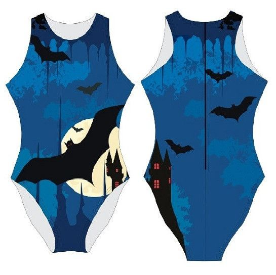 H2O TOGS - Moon - Womens Suit - Water Polo