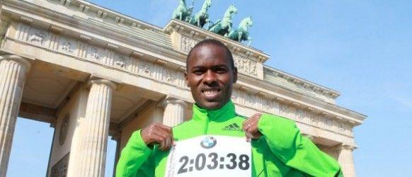 El keniano Makau no correrá el Maratón de Berlin 2013
