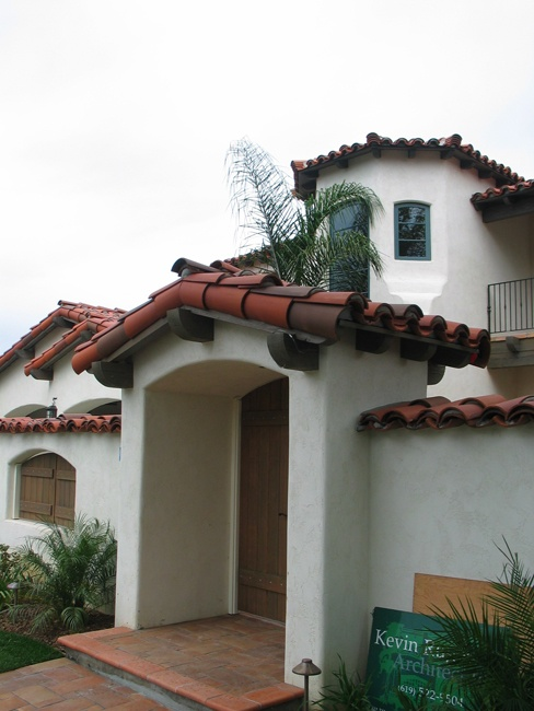 1000 Images About Spanish Red Tile Roof On Pinterest