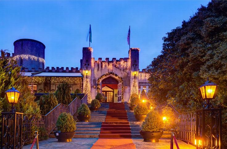 Cabra Castle Hotel Near Kingscourt County Cavan Wedding Venue