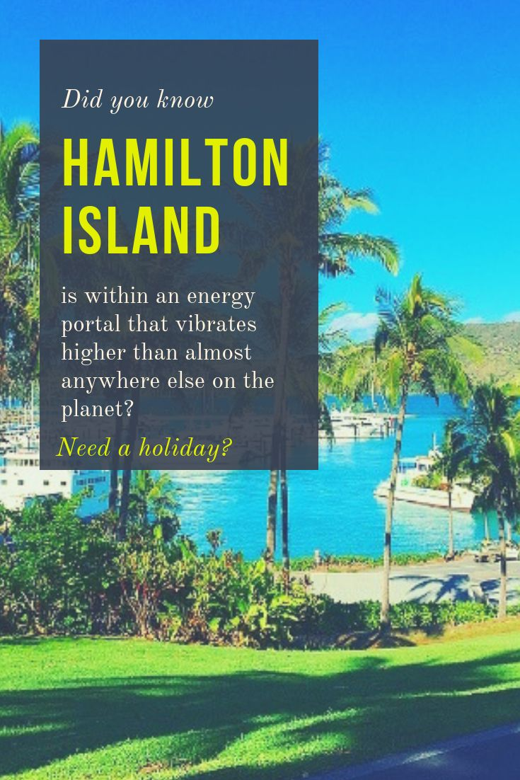 My Spiritual Home in 2019 | Hamilton Island- My Spiritual