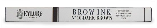 Eylure Brow Ink No.10 dark brown 1ml Eylure Brow Ink No.10 dark brown 1ml: Express Chemist offer fast delivery and friendly, reliable service. Buy Eylure Brow Ink No.10 dark brown 1ml online from Express Chemist today! (Barcode EAN=50115 http://www.MightGet.com/january-2017-11/eylure-brow-ink-no-10-dark-brown-1ml.asp