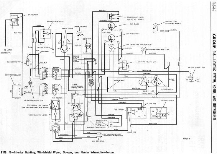 New Wiring Diagram ford Falcon Au Radio #diagram #