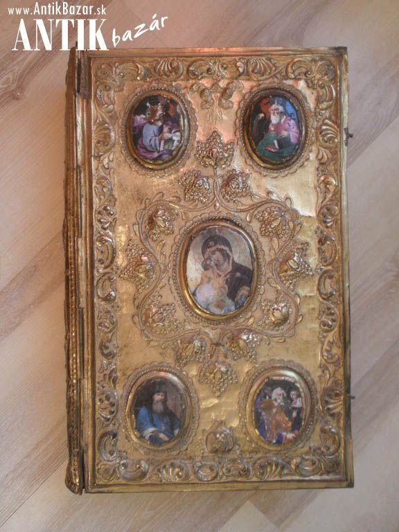 Antik Bazár Sk   Pravoslávna kniha - Predaj