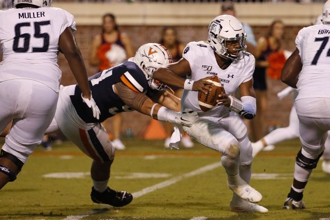 Middle Tennessee Vs Old Dominion 11 23 19 College Football Pick
