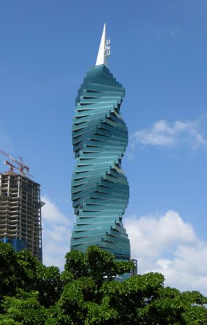 F&F Tower - Panama City, Panama Architects: Pinzón Lozano ...