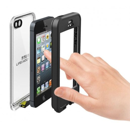 LifeProof Nuud Case for iPhone 5s http://www.itouchapps.net/lifeproof-cases-for-the-iphone-5s