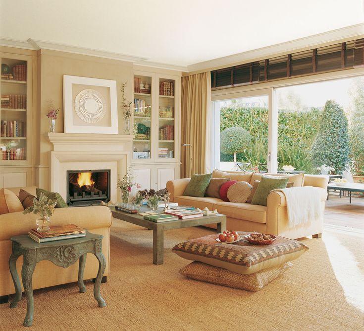 Los mejores 50 salones de el mueble living room ideas for El mueble salones