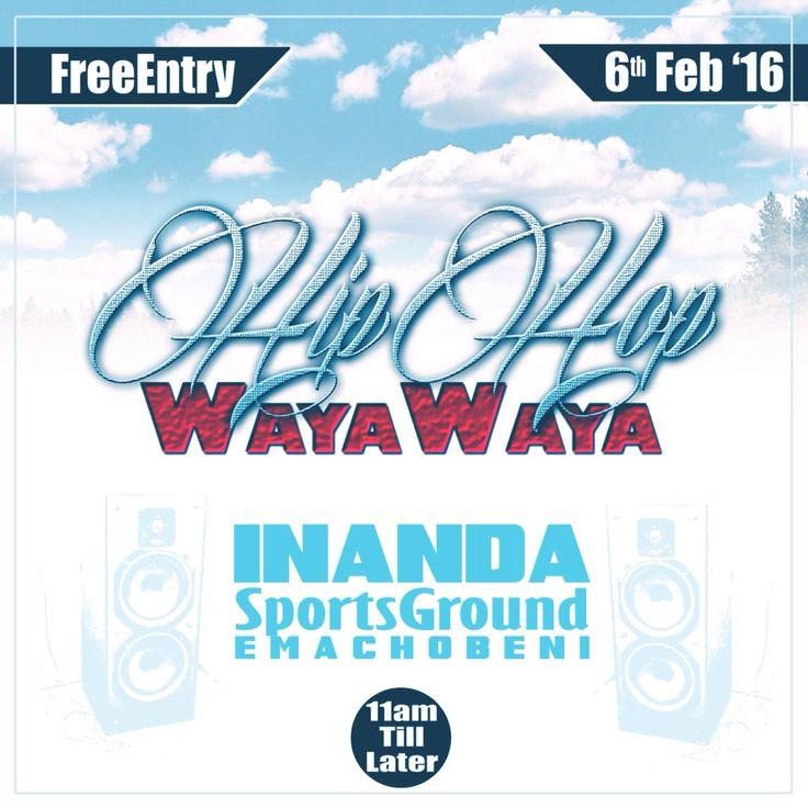 Hip Hop Waya Waya #TeamLND