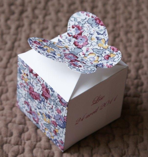 petite boite cadeau