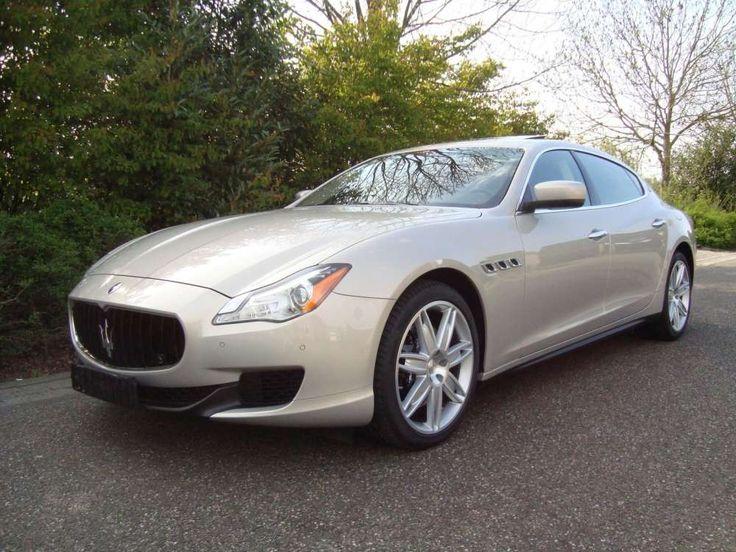 2015 Maserati Quattroporte 3.0 S Q4 Silver Sedan  Tags: #2015 #Maserati #Quattroporte #3.0 #S #Q4 #Sedan
